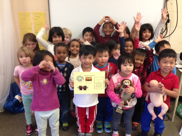KP 2 St. Anthony Superstars for this week!! Great work everyone!!